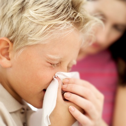 Ten Steps to Prevent Flu Spreading through Your Household