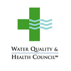 Water Quality and Health Council logo