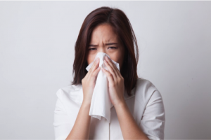 Is it the flu or a cold? This chart can help you decide.